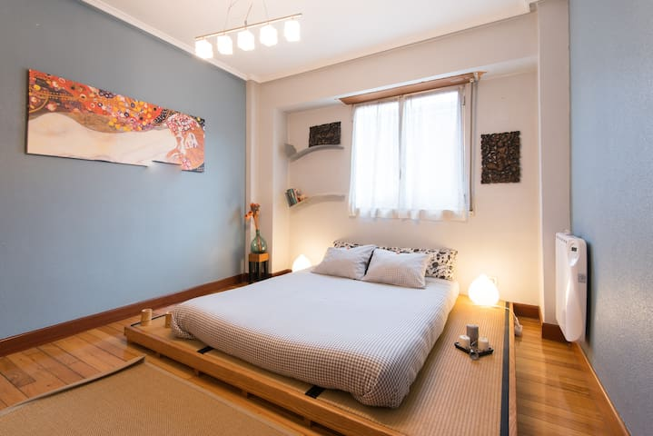 Confortable moderno y funcional. - Bilbao - Appartement