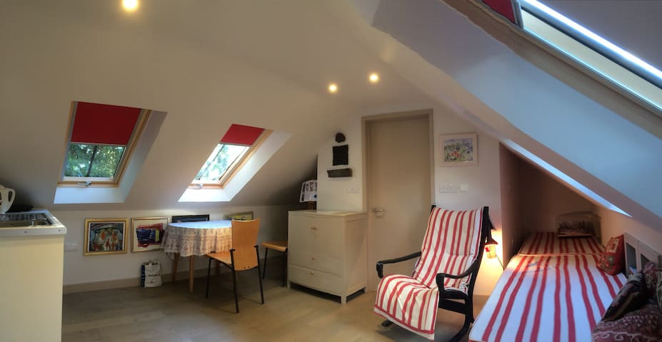 Self contained studio flat - Henley-on-Thames