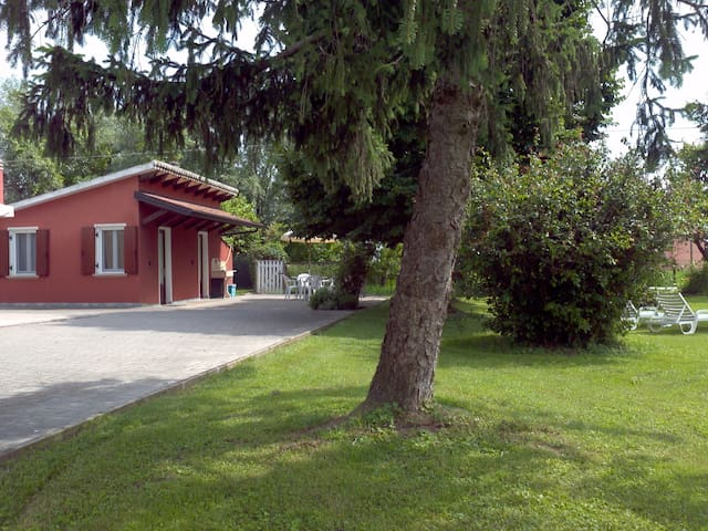 Country Cottage close to Venice - Jesolo