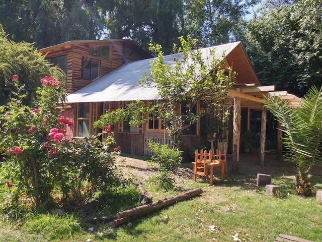 Casa en parcela EkoClub RM, Paine - Santiago - Maison