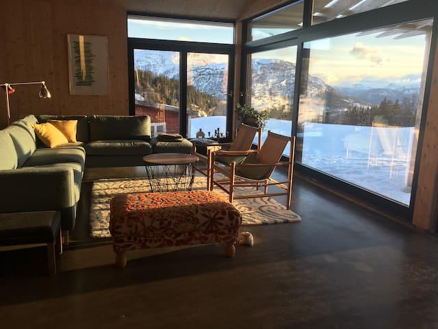 Villa Vetleskog - Fjord Norway - Hafslo - Maison