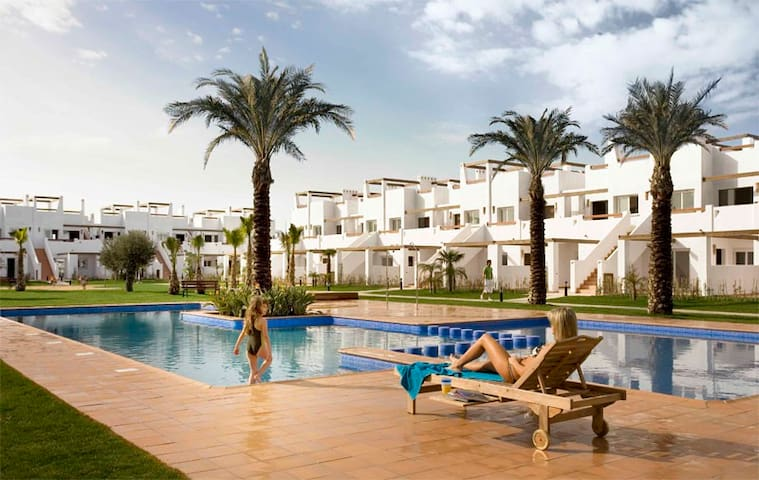 Luxury apartment with roof solarium - Alhama de Murcia