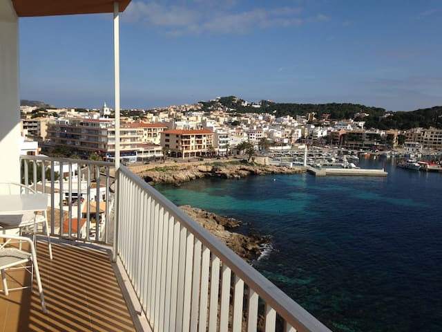 Beautiful Apartment with the Best View - Cala Ratjada - 公寓