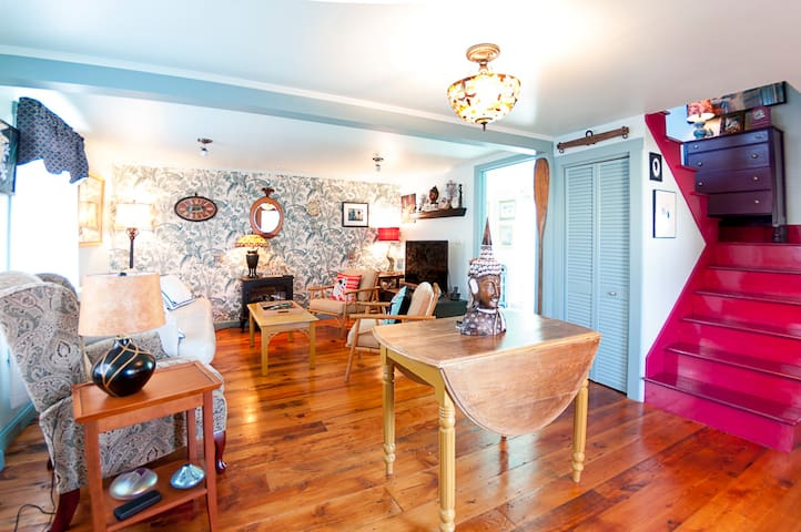 Cozy Cottage in Kittery Foreside - Kittery - Hus