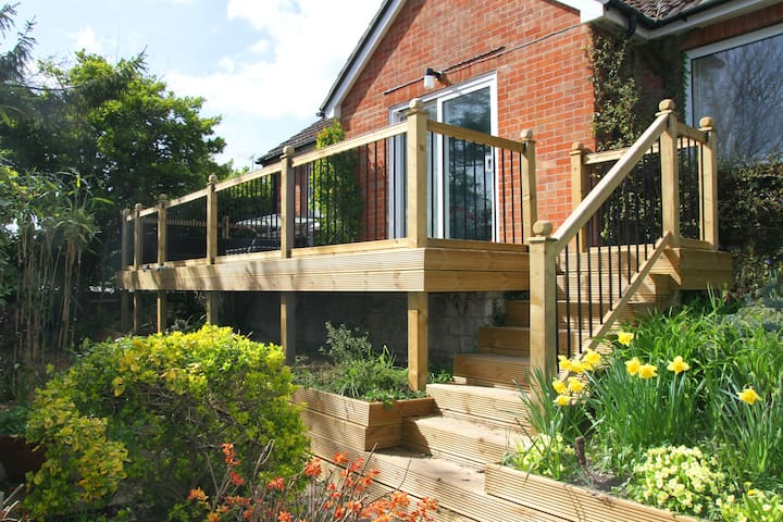 Family bungalow near Lulworth Cove - West Lulworth - Bungalow