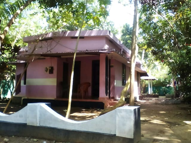 Munroe Days Home Stay Double room - Kollam - Apartament