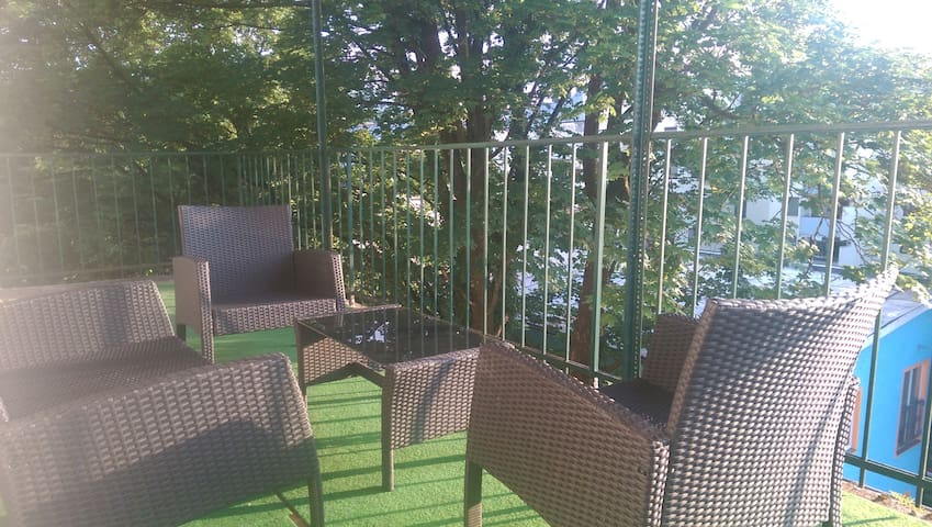 SUNSET apartment with great balcony - Salzburg - Apartmen