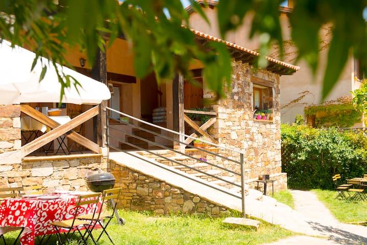 APARTAMENTOS 2 PER. SIERRA D RINCON - Montejo de la Sierra - Appartement