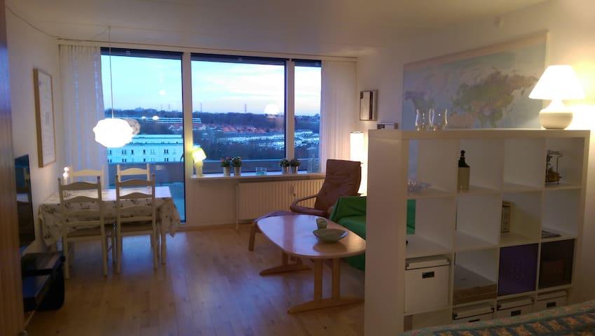 Lejlighed med udsigt - Viby - Apartamento