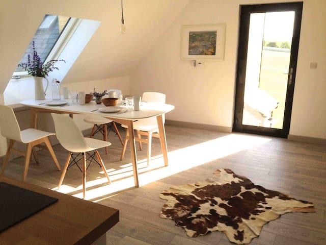 Stylish loft near Glastonbury - Pilton - Apartamento