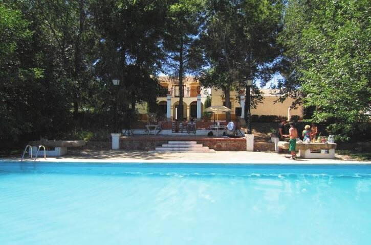 Villa in Algodor Valley, Toledo - Tembleque - 別墅