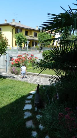 Residenza Dolci Ponti - Ponti Sul Mincio - 獨棟