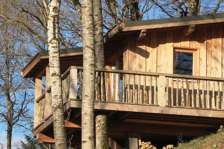 Cabane dans les arbres - Singles - Casa de campo