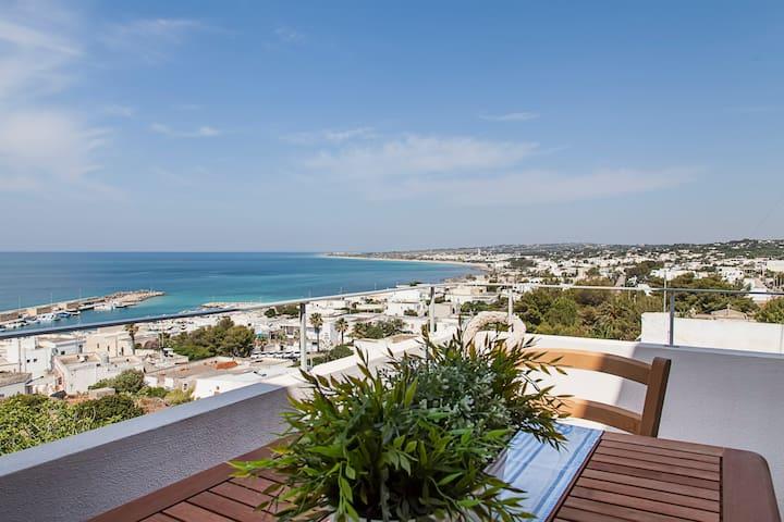 Montirossi beach house - Torre Vado - Torre Vado - Huis