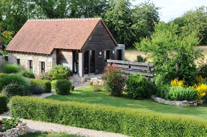 2 pers house Angles sur l'anglin - Angles-sur-l'Anglin - Hus