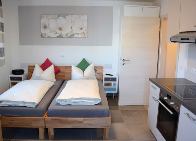 FeWo 2 Eitting - Airport München/Therme ED/Messe - Eitting - Appartement