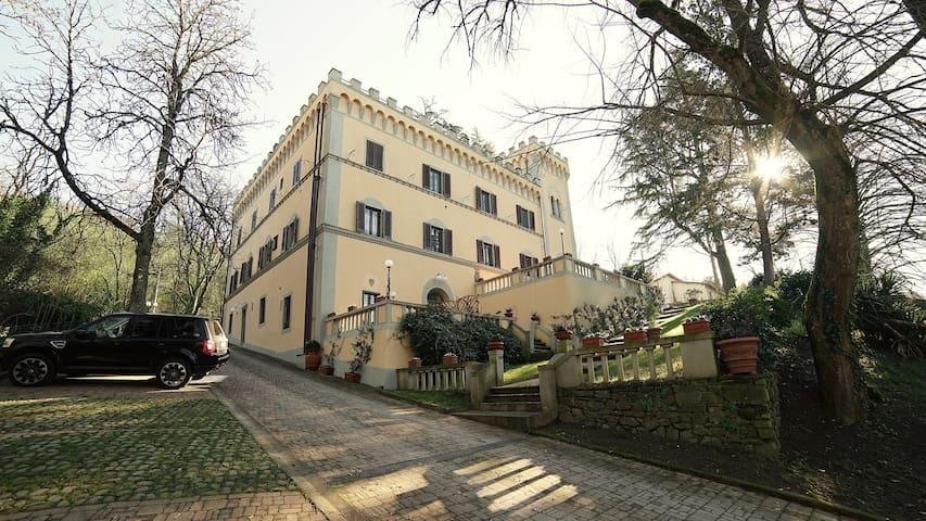 Chianti - Apartment Ivy in Villa, swimming pool - Impruneta