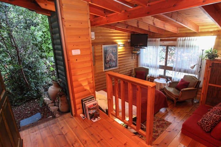 havaya ba nof, bungalow - Rosh Pinna - Bed & Breakfast