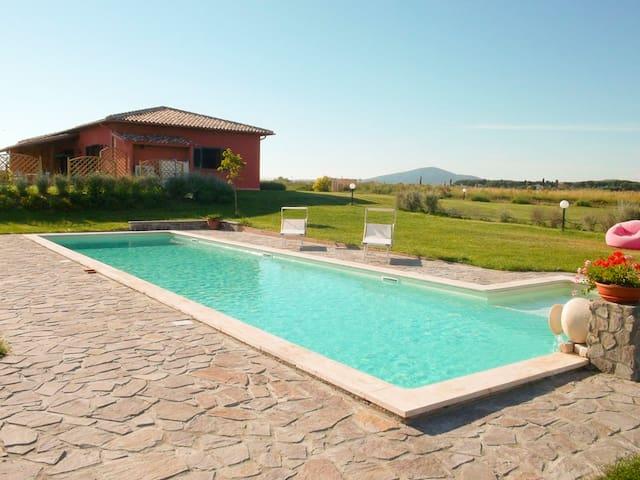 LavandaCountryHouse, app. Alba - Pescia Romana - Dom