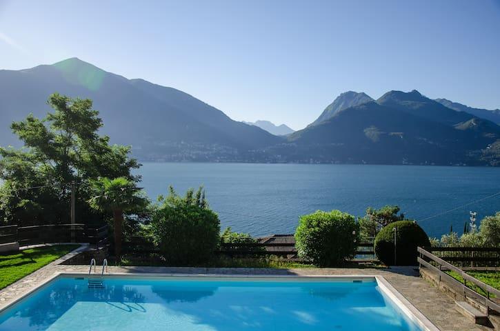 Como Lake Beautiful Cottage Sole & lago - Acquaseria - Villa