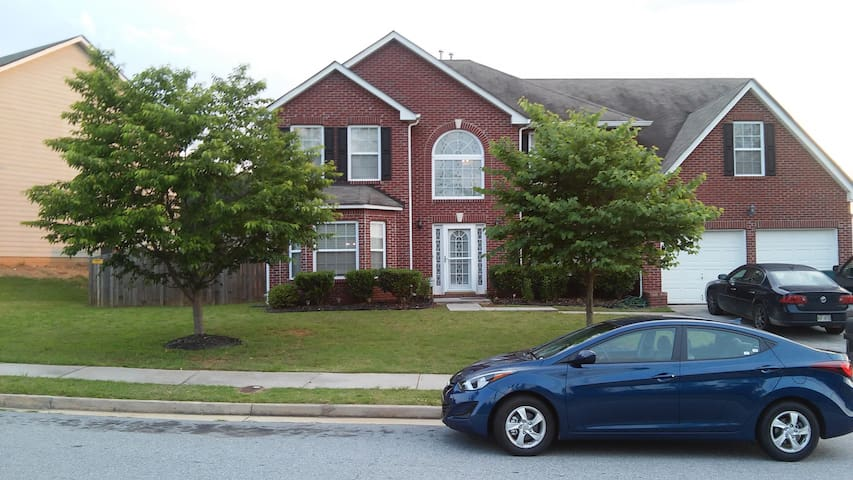Lovely Private Room in Quiet Home - College Park - Ev