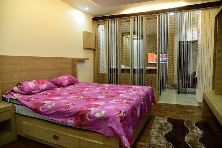 Fully Furnished Studio(A/c)-CityCenter-07E - Thiruvananthapuram - Apartament