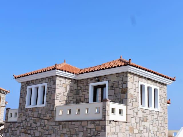 αgnanti houses - Lesbos Prefecture - Rumah
