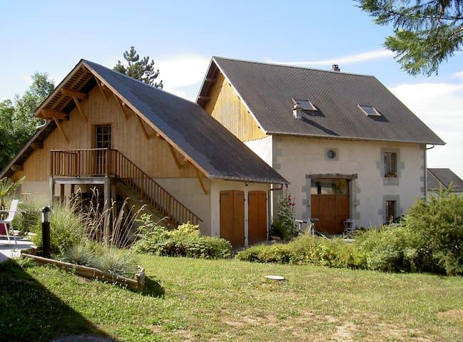 Grande maison de charme à la campagne - Boussy - Casa