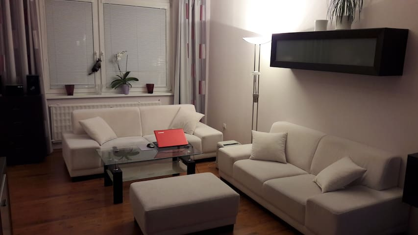 Large 4-room flat in Nitra - 102 m - Nitra - Lägenhet