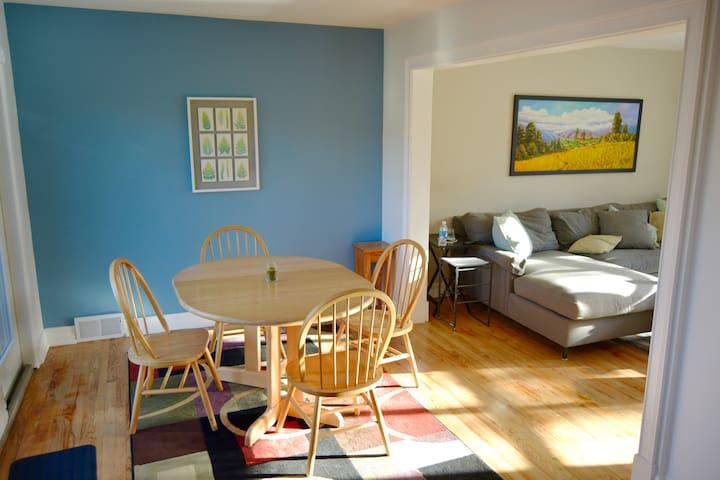 Quaint Morristown Room - Morristown - Huis