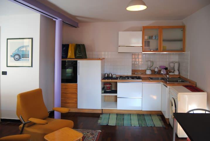 Diano Marina - La casetta di Dani - Diano Castello - Apartamento
