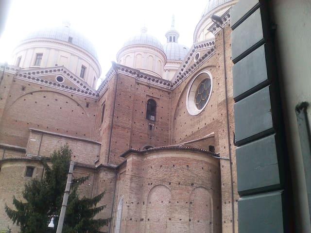 All'ombra di S.Giustina - Padua - Departamento