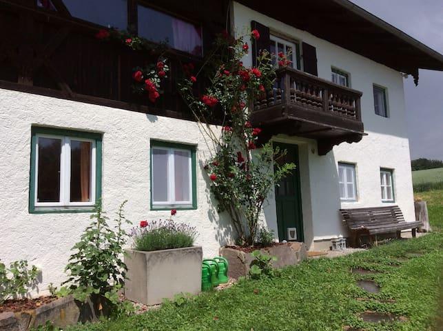 Ferien und Auszeit in unberührter Natur - Edling - Haus