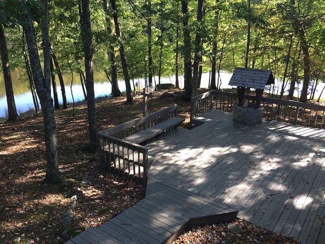 Poconos lake house fishermans dream - East Stroudsburg - Σπίτι