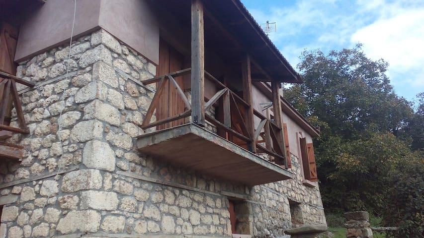 Lovely house - Ano Trikala - Haus
