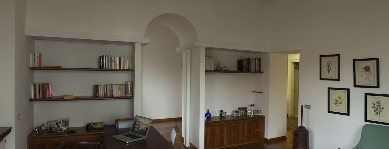 Elegante appartamento tra due laghi - Borgomanero - Leilighet