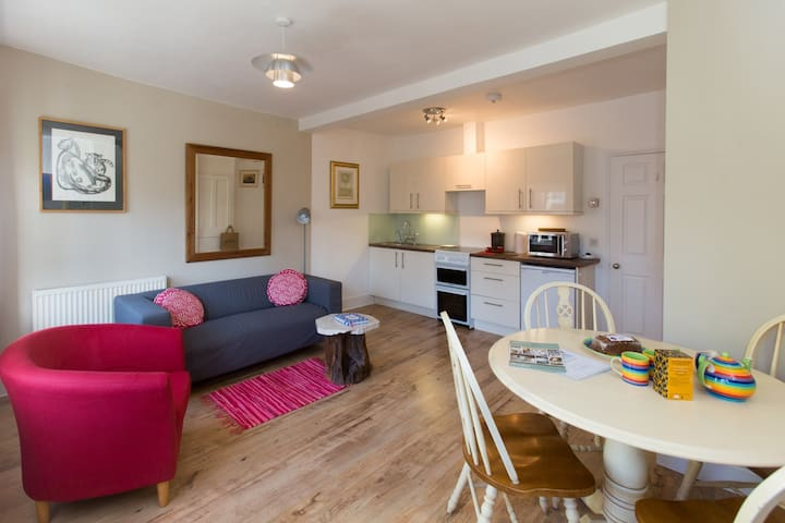 Spacious apartment in the heart of Southwold - Southwold - Apartemen