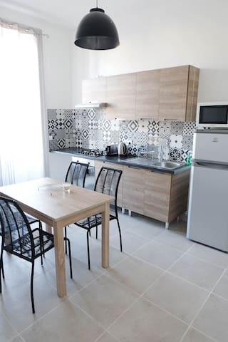 Beau T1, agréable à vivre - Limoges - Lägenhet