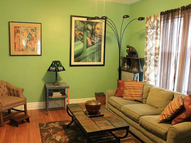 Quiet And Comfy Home - Chicago - Daire