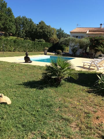 FLAYOSC : Calme, détendant, piscine - Flayosc - Daire