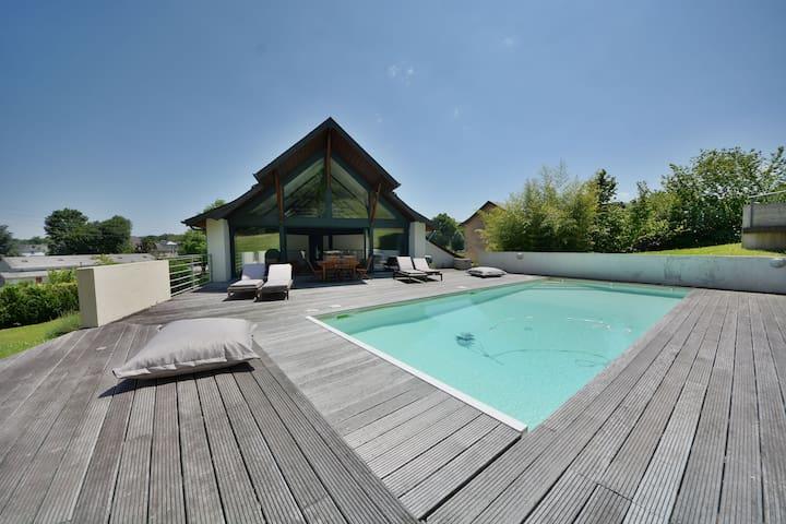 Demeure de Charme Pyrénées Ossau - Buzy - Hus
