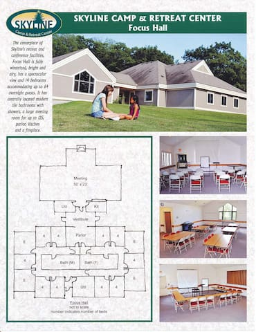 Skyline Camp & Retreat Center - Almont - Andre