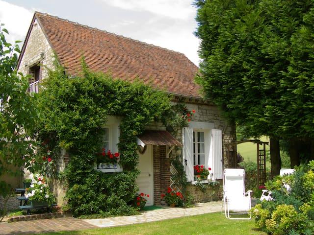 Le  Cottage  - Vosnon - Bungalow