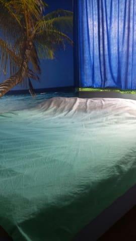 Room with oceanview :) - Breda - Hus