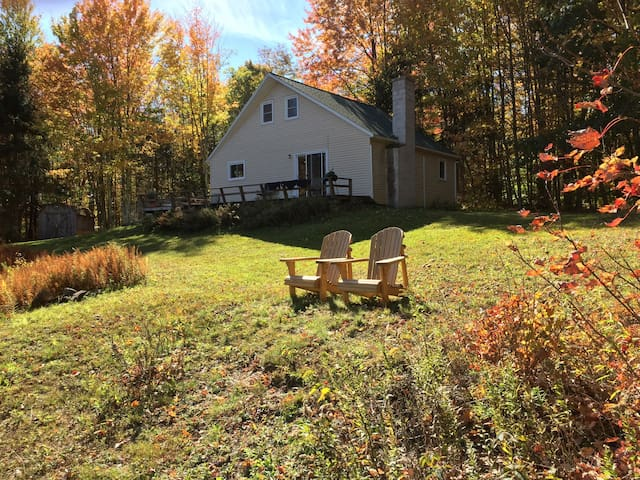 Secluded Catskills Retreat with Mountain Views - Margaretville - Huis