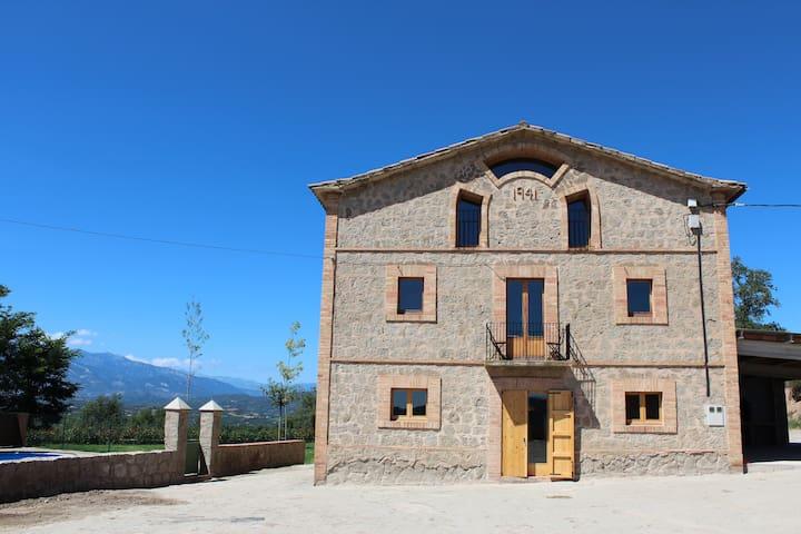 El Salvans - Rural House for rent - Sagàs