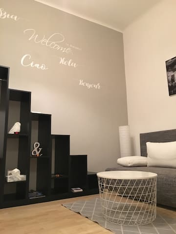 Small apartment in the center :) - Budapest - Appartement