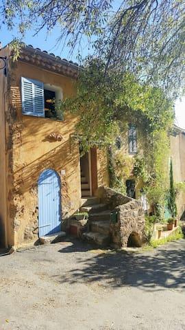 Charming Provençal townhouse - Котиньяк - Дом