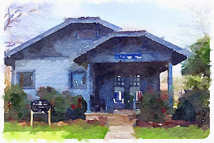 The Westerman House - Llano - Hus