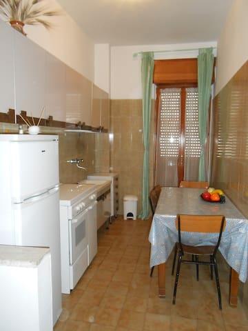 Appartamento Le Castella vacanze estive - Le Castella - Lägenhet